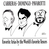 Luciano Pavarotti | Favorite Arias by the World's Favorite Tenors
